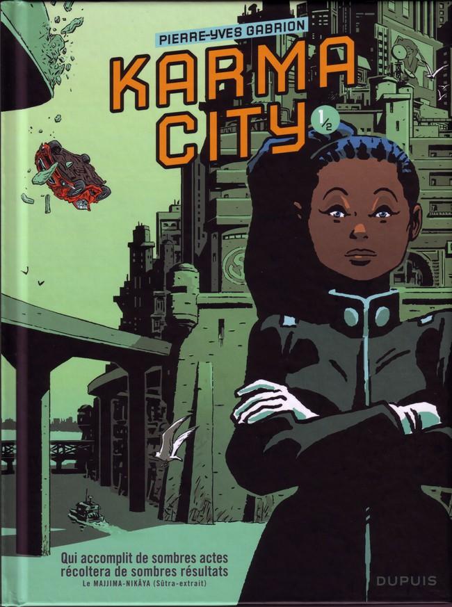 Karma City tome 1 PDF