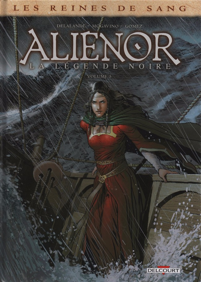 Les Reines de Sang Alinéor (2016) - Tome 5