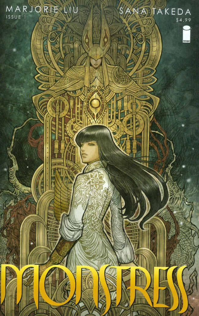 Monstress tome 1