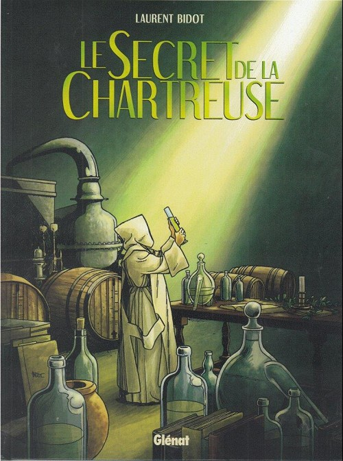 Le Secret de la Chartreuse One shot PDF