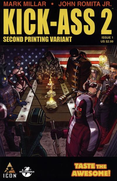 Kick Ass Issue 106