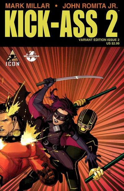 Kick Ass Issue 9