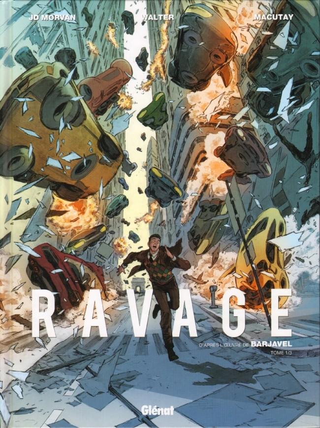Ravage - Tome 1 (2016)