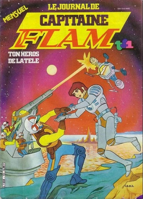 le journal de capitaine flam pdf