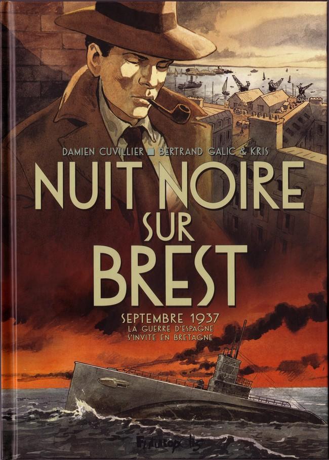 Nuit noire sur Brest One shot PDF