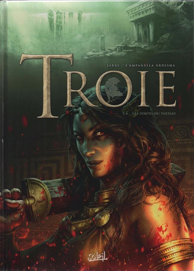 Troie - Tome 04 CBZ