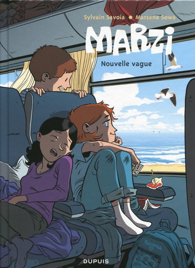 Couverture de Marzi -7- Nouvelle vague