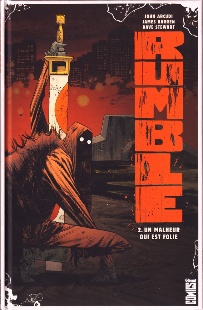 Rumble Tome 2 PDF