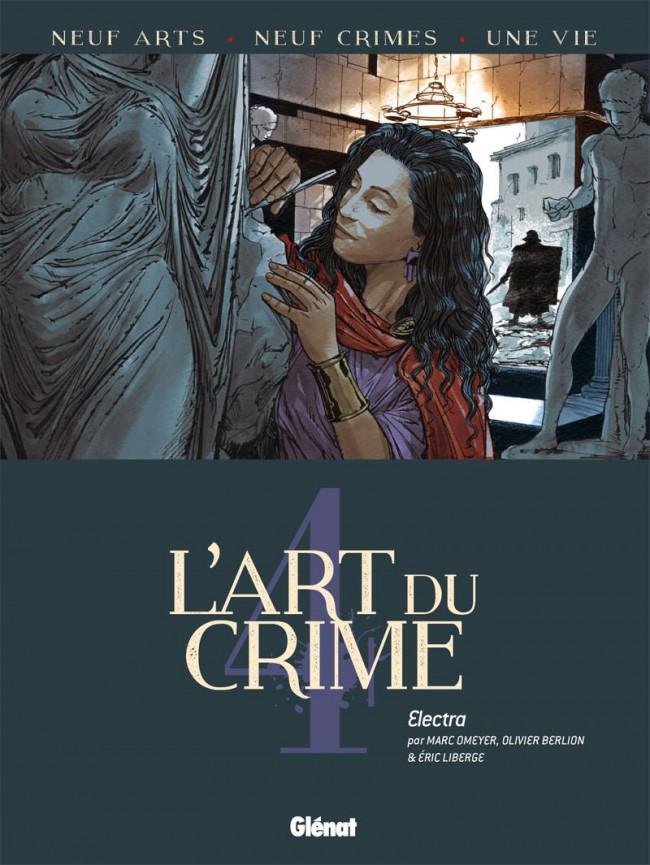 L'Art du crime tome 4 PDF