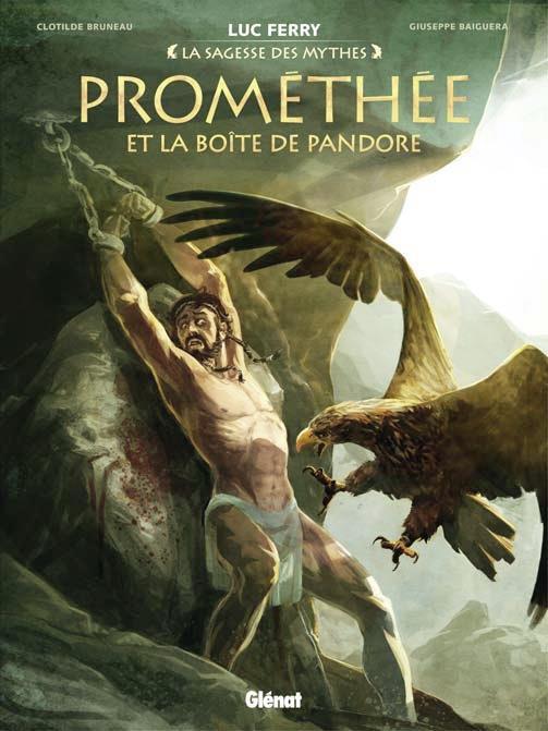 Promethee et la boite de Pandore One shot STDTeam PDF