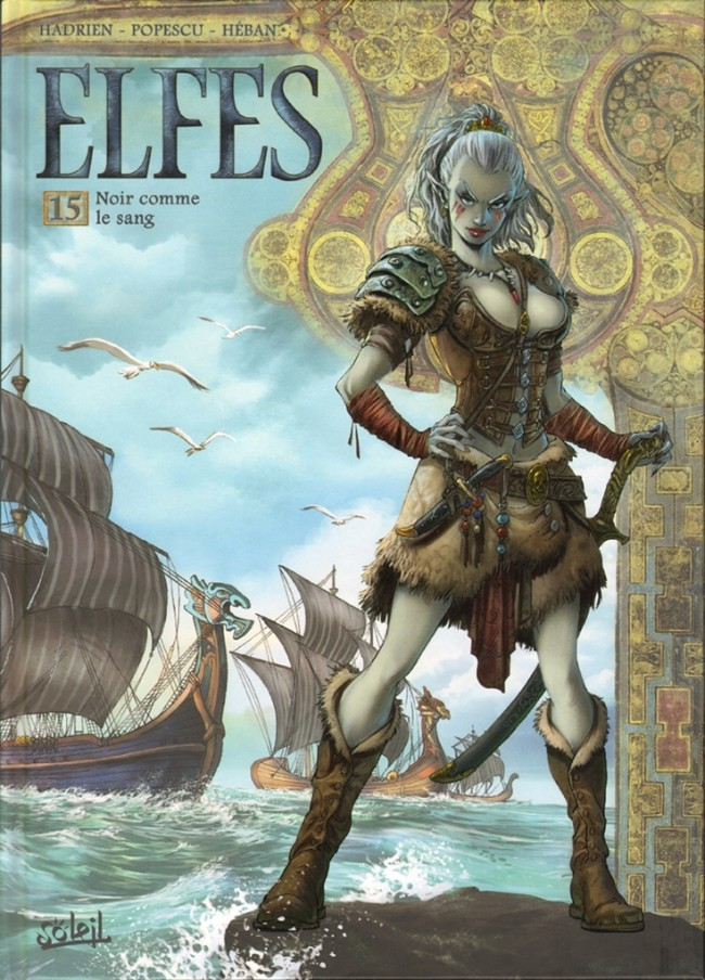 Elfes Tomes 15 et Re-Up T11 PDF