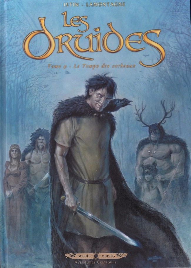 Les Druides (2016) - Tome 9