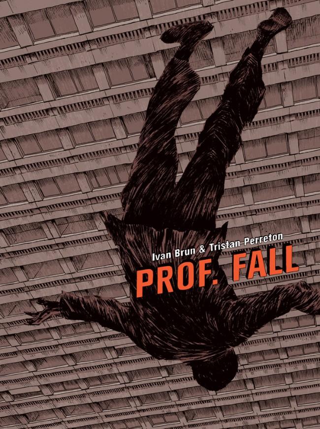 Couverture de Prof. Fall