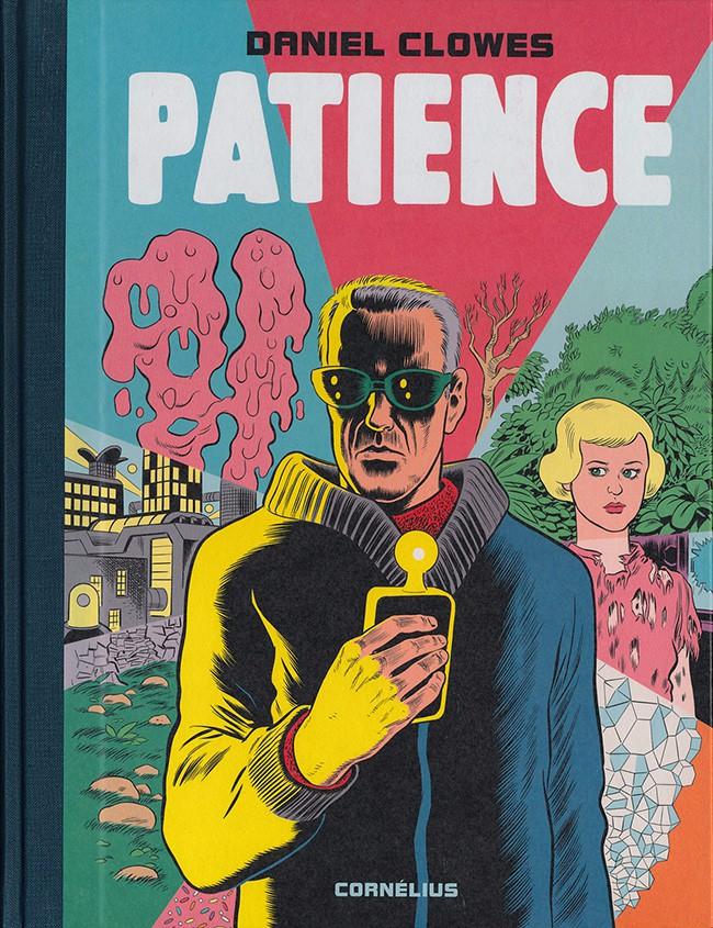 Couverture de Patience
