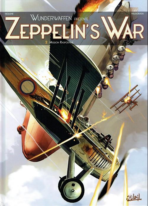 Zeppelin's War (2016) - Tome 2