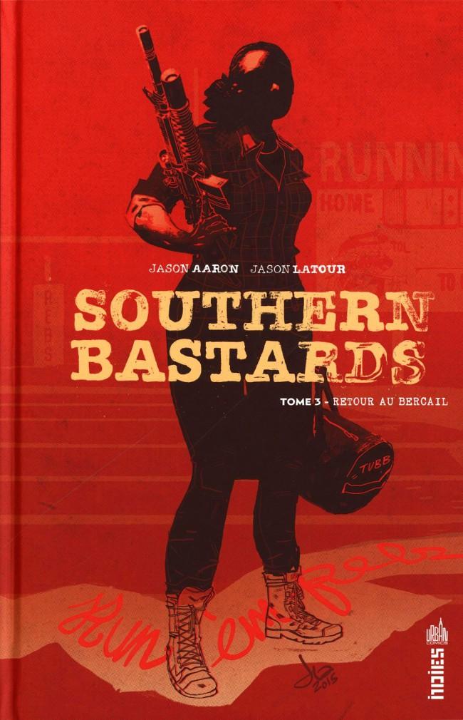 Comics Southern Bastards T3