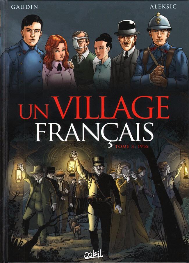 Un village fran ais 3 tome 3 1916 - Acheter un village francais ...
