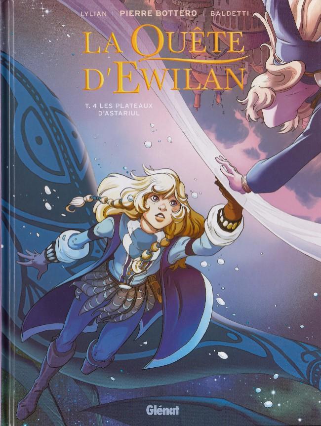 La quête d'Ewilan (2016) - Tome 4 : Les plateaux d'Astariul