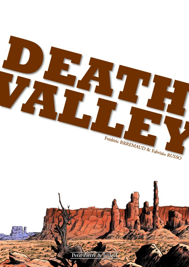 Couverture de Death Valley