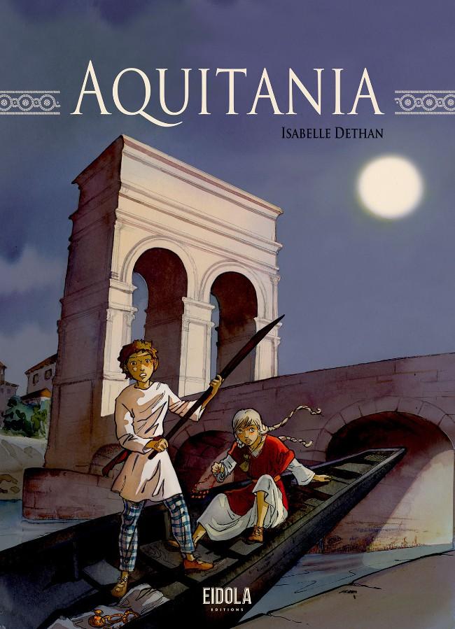 Couverture de Aquitania