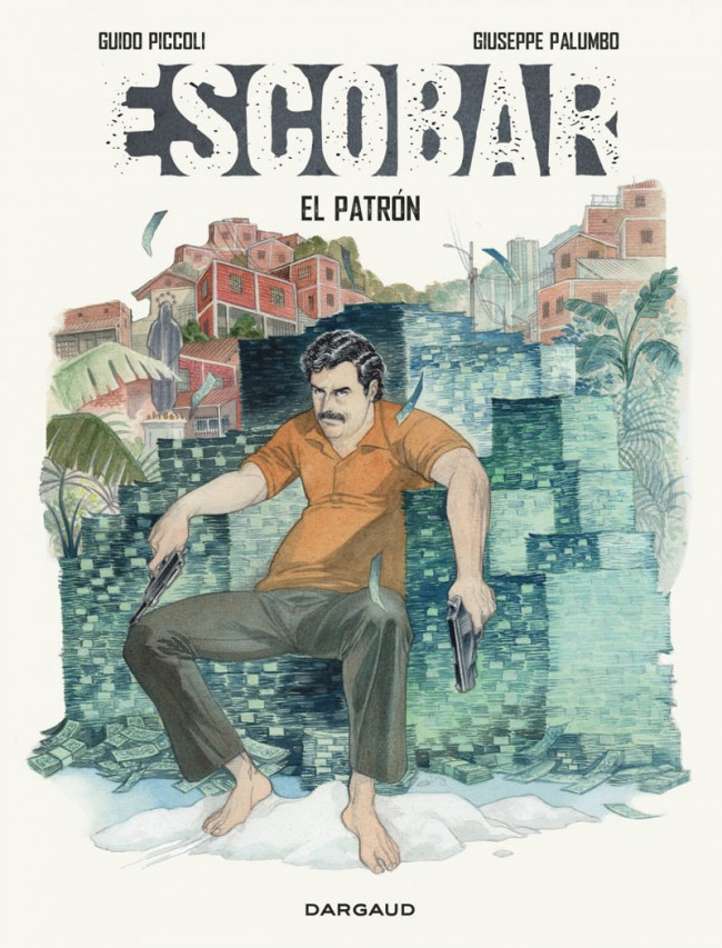 Couverture de Escobar - El Patron