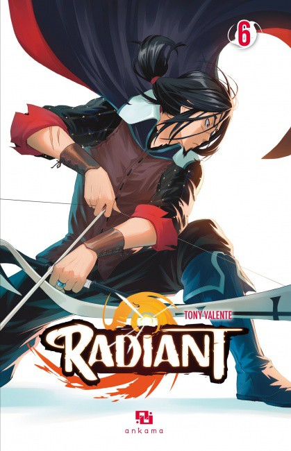 Couverture de Radiant -6- Tome 6