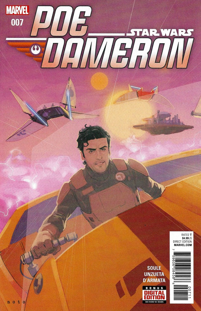 Poe Dameron (2016) -  Tome 7 : The Gathering Storm