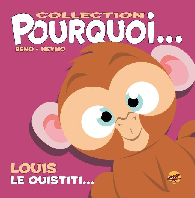 Couverture de (AUT) Beno - Louis, Le Ouistiti...