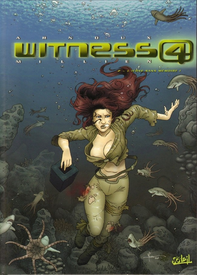 Witness 4 Tome 2