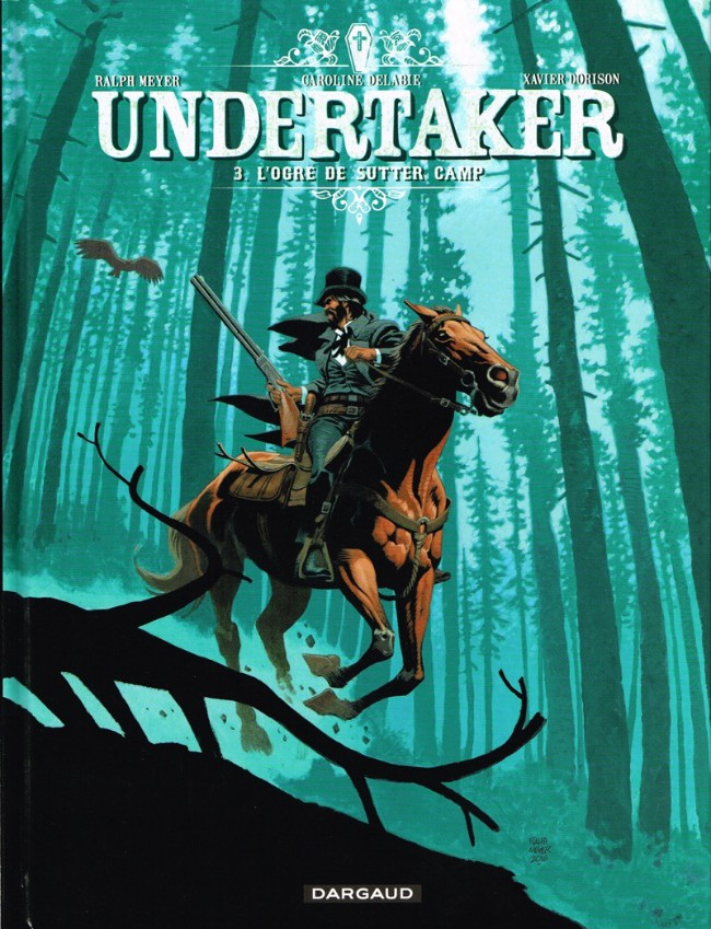 Undertaker Tome 3 PDF