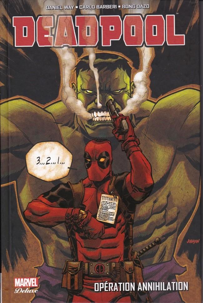 Deadpool - Opération Annihilation