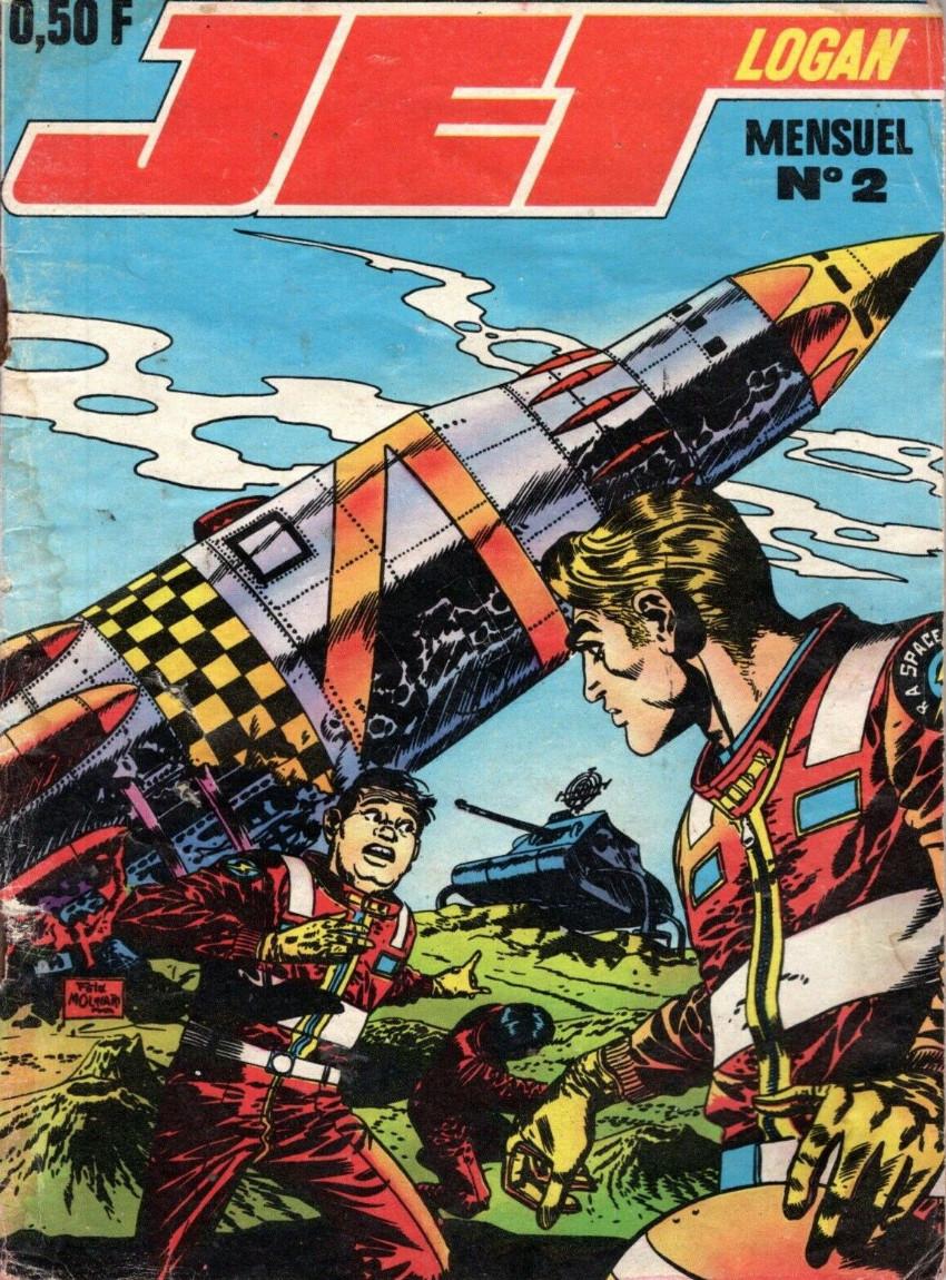 Couverture de Jet Logan (puis Jet) -2- Dans l'ombre des temps