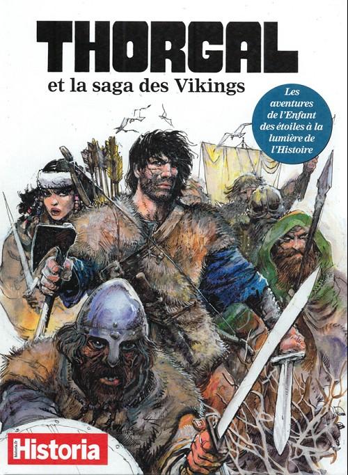 Couverture de Thorgal -HS2- Thorgal et la saga des Vikings