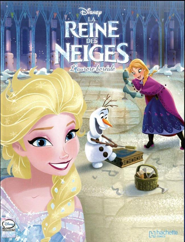 la reine des neiges 7 tome 7