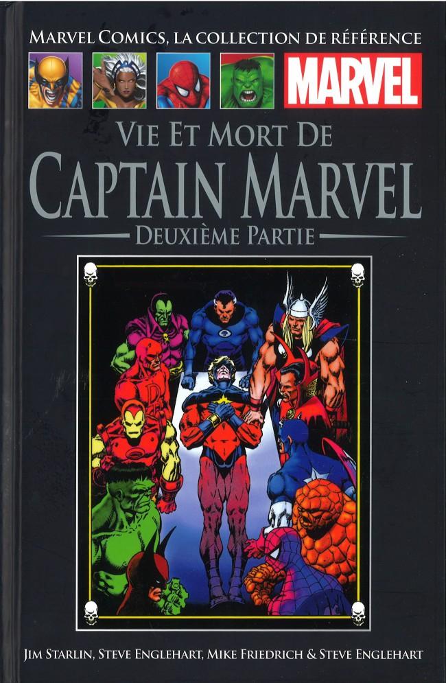 captain marvel chronologie