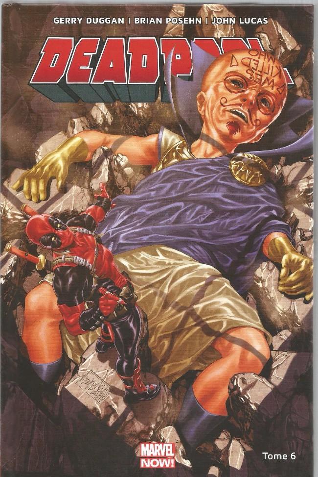 Couverture de Deadpool (Marvel Now!) -6- Original Sin