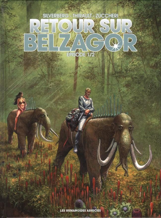 Couverture de Retour sur Belzagor -1HC- Épisode 1/2