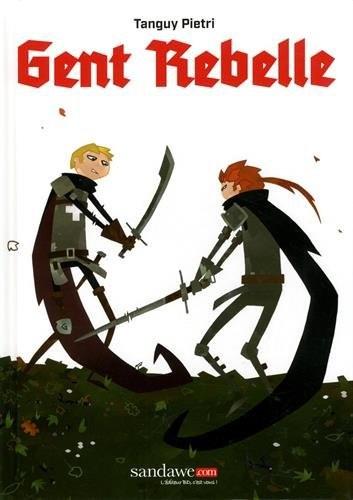 Couverture de Gent Rebelle - Tome 1