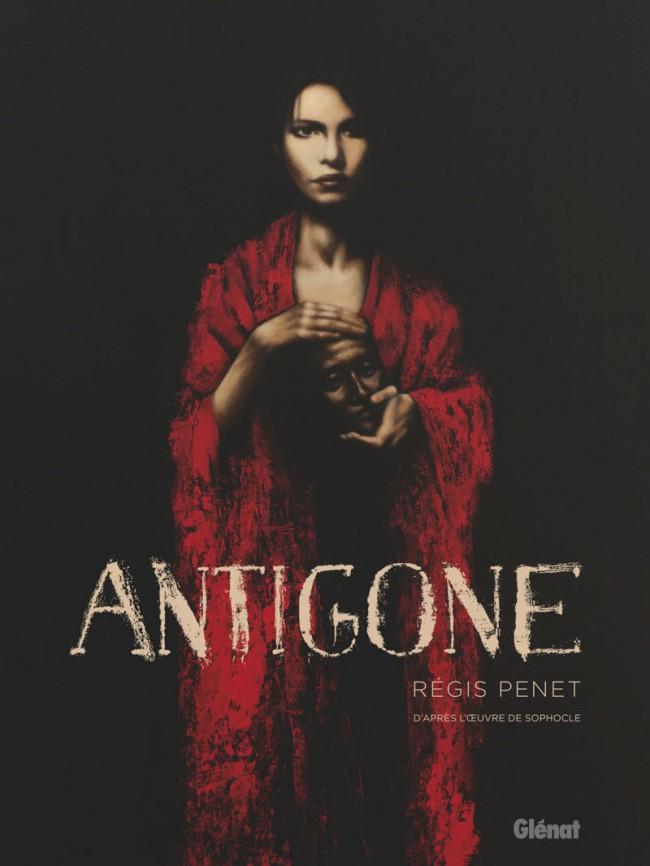 Couverture de Antigone (Penet) - Antigone