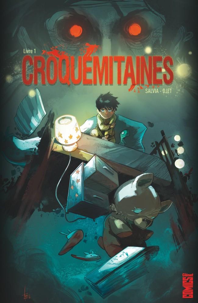 Couverture de Croquemitaines (Djet) -1- Livre I
