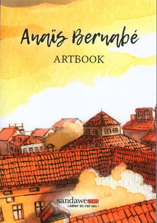 Couverture de (AUT) Bernabé - Artbook