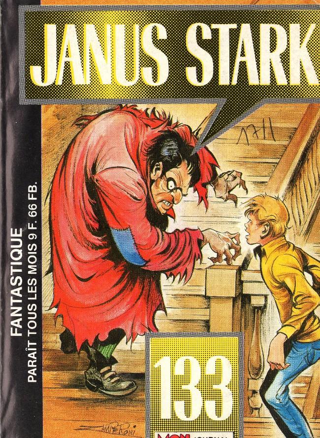 Couverture de Janus Stark -133- Janus Stark 133