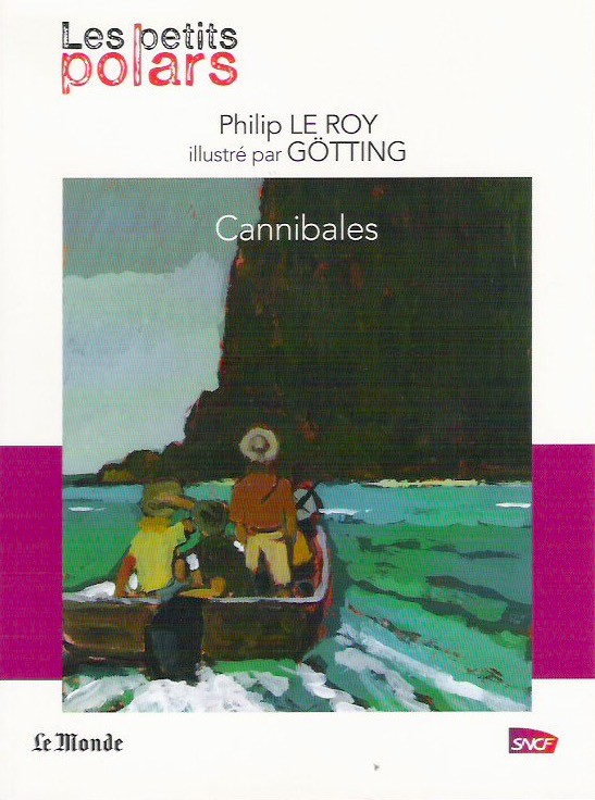 Couverture de Les petits Polars -303- Cannibales