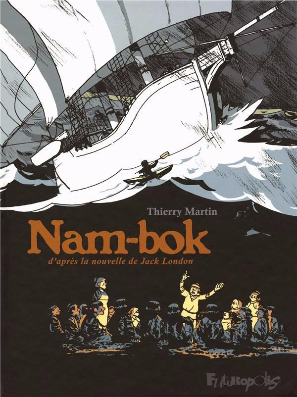 Couverture de Nam-Bok