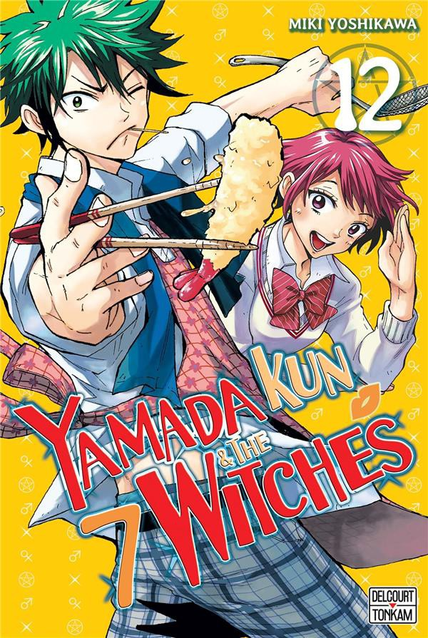 Couverture de Yamada kun & the 7 Witches -12- Tome 12
