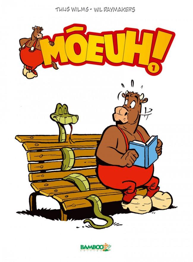 Couverture de Môeuh! -1- Tome 1