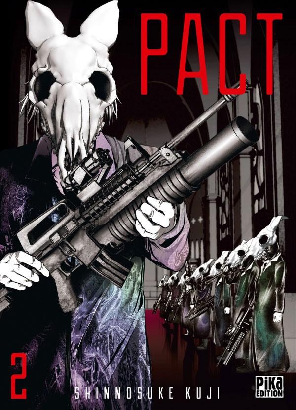 Couverture de Pact -2- Tome 2