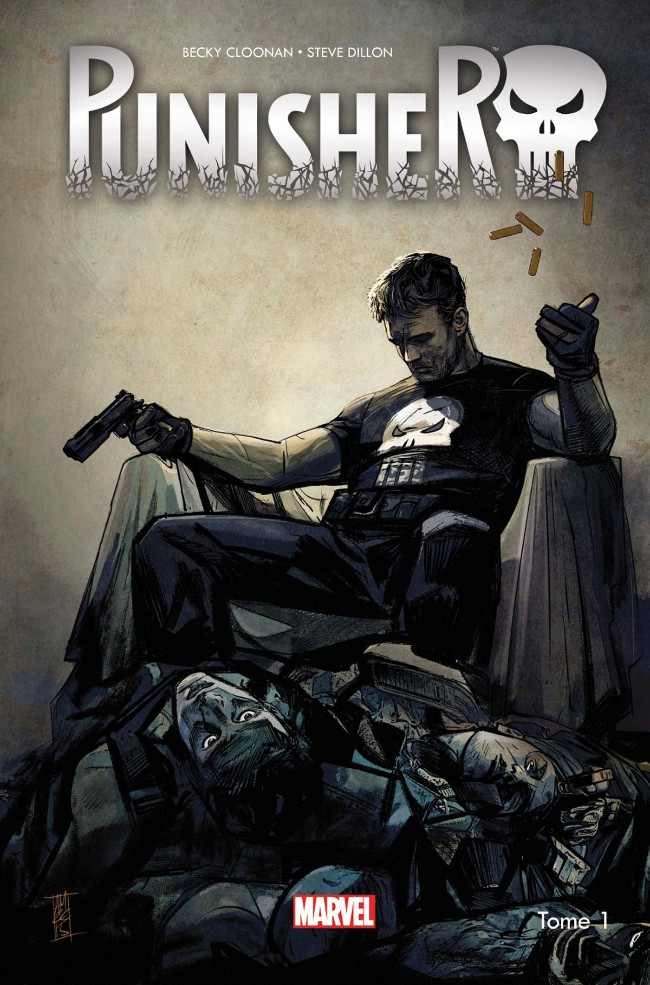 Couverture de Punisher (100% Marvel - 2017) -1- Opération Condor