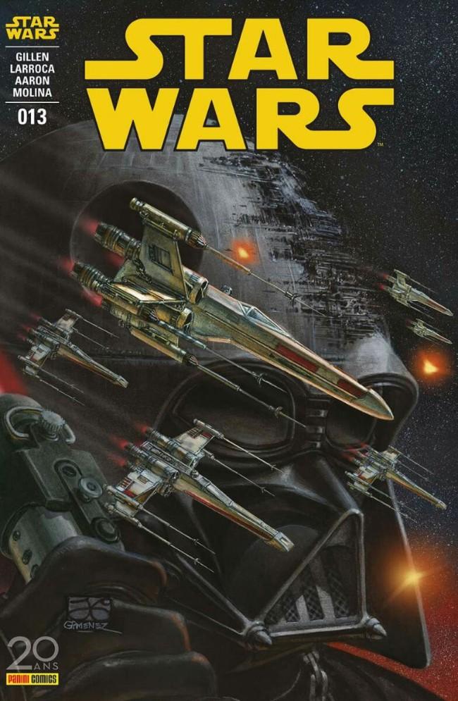 Couverture de Star Wars (Panini Comics) -13- En bout de course