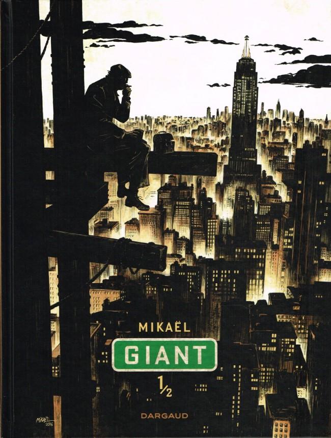 Couverture de Giant -1- Giant 1/2